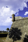 Castillo de San Marcos St. Augustine Florida — Stockfoto
