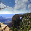 Angels Window, North Rim of the Grand Canyon — Stock Photo