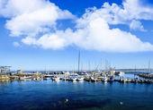 Puerto de monterey california — Foto de Stock