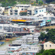 Tai O stilt village — Stock Photo