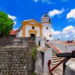 Guia Lighthouse, Fortress and Chapel, Macau.  — Stock Photo