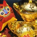 Chinese new year scene, — Stock Photo #2741839