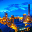 Petrochemical plant — Stockfoto #33583913