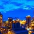 Petrochemical plant — Stockfoto #33584035