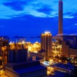 Foto Stock: Petrochemical plant
