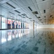 Foto Stock: Large modern empty floor