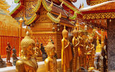 Doi Suthep temple, — Stock Photo