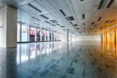 Large modern empty floor — Stock Photo