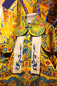 Chinese opera cloth — Stock Photo