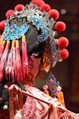 Chinese dummy opera — Stock Photo