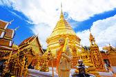 Wat phra den doi suthep — Stockfoto