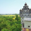 Kaiping Diaolou and Villages in China — Stock Photo