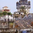 Stock Photo: Kaiping Diaolou and Villages in China