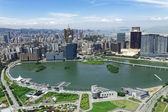 Macau city skyline — Stock Photo