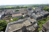Ethnic minority village in Guangxi province,China — Stock Photo