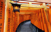 Fushimi Inari Taisha Shrine — Stock fotografie