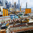 Construction site in Hong Kong — Stock Photo #47743721