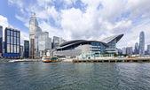 Hong Kong Skylines — Stock Photo