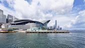 Skylines de hong kong — Foto Stock