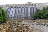 Dam in Hong Kong — Stock Photo