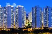Publicznej nieruchomości w hong kongu — Zdjęcie stockowe