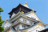 Osaka castle — Stock Photo