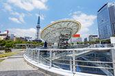 Япония город Нагоя башня — Стоковое фото