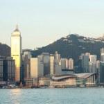 Hong kong morning — Stock Photo #6976451