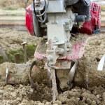 Farming tractor — Stock Photo #7737074