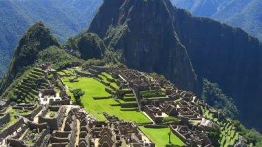 Machu Picchu — Stock Video