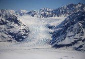 Gletscher in Alaska — Stock Photo