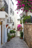 Side Street in Mojacar Village — Stock Photo