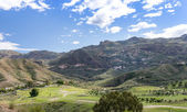 View over Cortijo Grande towards Cortijo Cabrera — Stock Photo