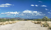 View from Old Airport Runway — Stock Photo