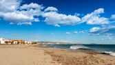 Pozo Del Esparto Beach — Stock Photo