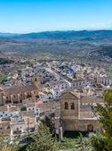 View from Velez Blance Castle — Stock Photo