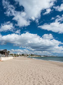 Mijas Beach — Stock Photo