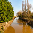 North Drain Somerset — Stock Photo