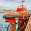 Rescue Boat — Stock Photo
