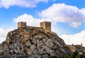 Castello di sax — Foto Stock