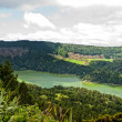 Acores sao miguel  sete cidades green lake - Stock Photo