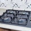 Kitchen gas stove — Stock Photo #13468757