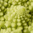Stock Photo: Romanesco Broccoli close-up