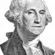 Постер, плакат: George Washington portrait