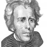 ������, ������: Andrew Jackson portrait