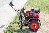 Trädgårdsarbete utrustning — Stockfoto
