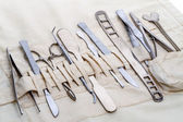 Surgical instruments — Stock Photo