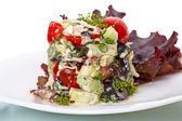 Vegetable salad — Foto Stock