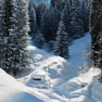 Winter mountain landscape — Stock Photo #13394926