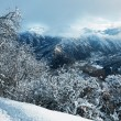 Winter in the mountains — Stock Photo #13937637